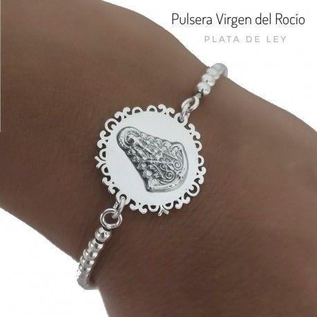 33201.2 Pulsera Virgen del Rocio