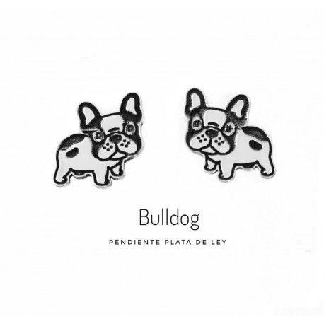 33300 Pendiente bulldog