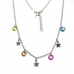 33423-300x300 Gargantilla estrellas piedra color