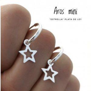 33623.4-300x300 Aro mini estrella calada