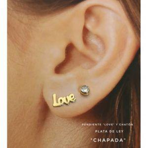 33687-300x300 Pendiente chapado love chatón