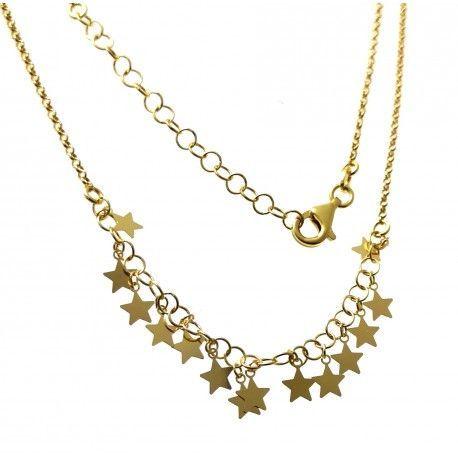 33722 Gargantilla chapada estrellas