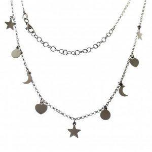 33750-300x300 Gargantilla rodiada estrellas , corazones , lunas y discos colgando