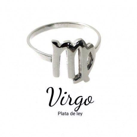 33867 Anillo horóscopo Virgo