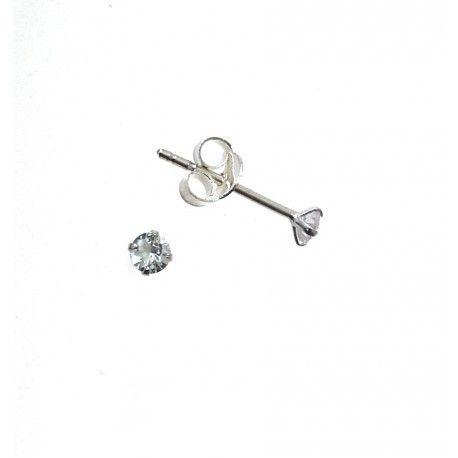 31509.2 Pendiente circonita 3 mm