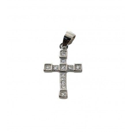 31717 Colgante cruz circonitas