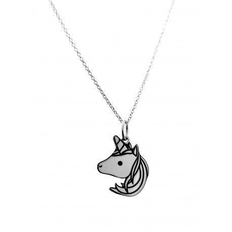 33231 Gargantilla unicornio