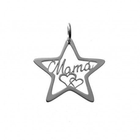 33548 Colgante estrella mamá
