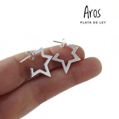 33814 Pendiente estrella