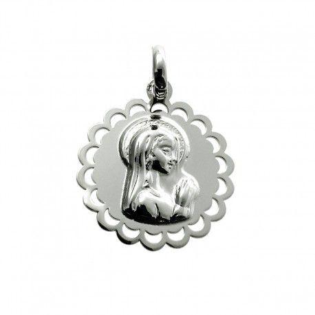 34015.2 Medalla Virgen Niña