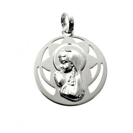 34017.2 Medalla Virgen Niña