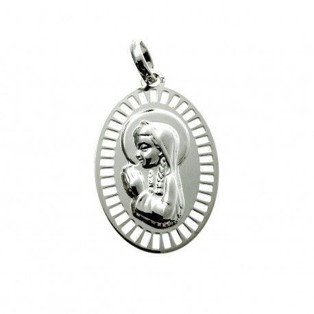34018.2 Medalla Virgen Niña