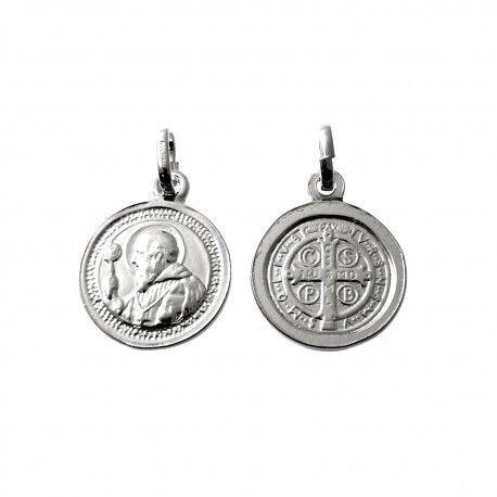 33777 Medalla S. Benito torso