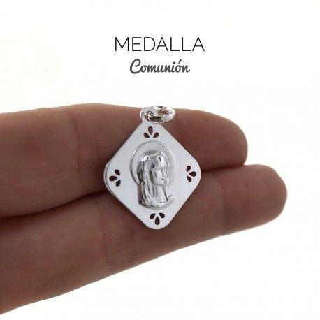 34079 Medalla Virgen niña