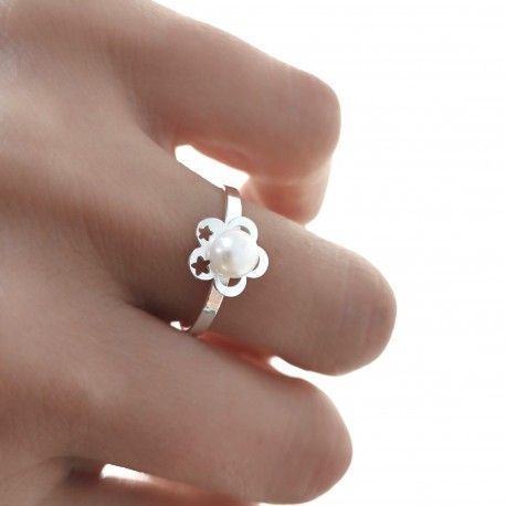 34081.2 Juego perla flor comunión