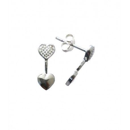 31470 Pendiente corazones