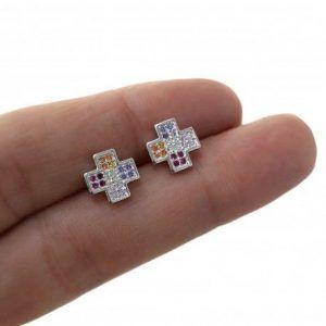 31573-300x300 Pendiente cruz microengaste multicolor