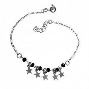 33386-300x300 Pulsera rodio piedras y estrellas
