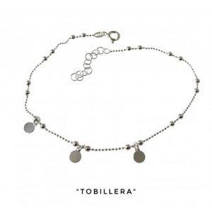 34204-300x300 Tobillera cadena combinada discos colgando