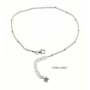 34224-300x300 Tobillera cadena combinada estrella circonita