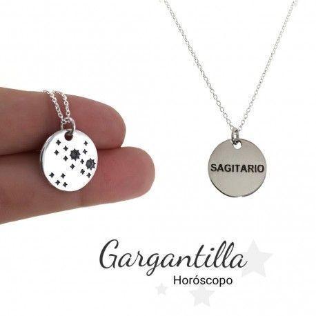 33977 Gargantilla horóscopo Sagitario