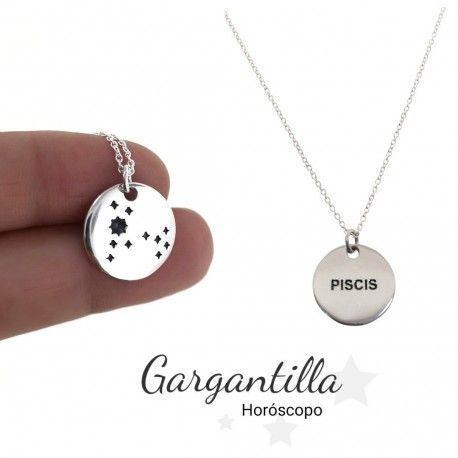 33978 Gargantilla horóscopo Piscis