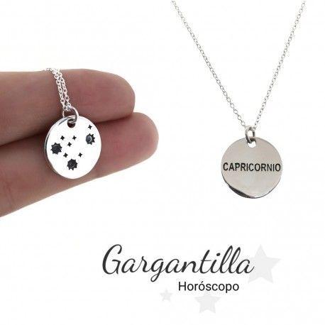 33987 Gargantilla horóscopo Capricornio