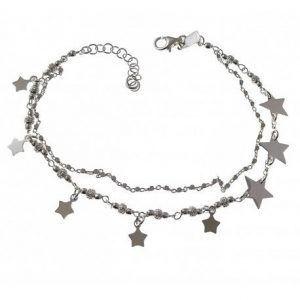 34302-300x300 Pulsera doble cadena estrellas bolas talladas