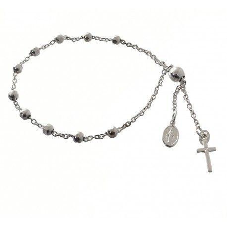 34336 Pulsera rosario comunión