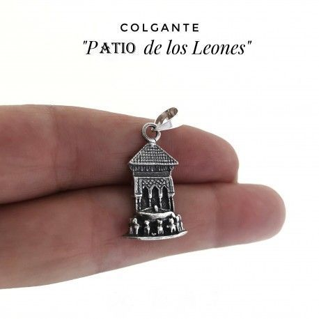 """34377 Colgante Granada """"Patio de los Leones"""""""