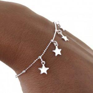 33770-300x300 Pulsera cadena bolitas estrellas colgando