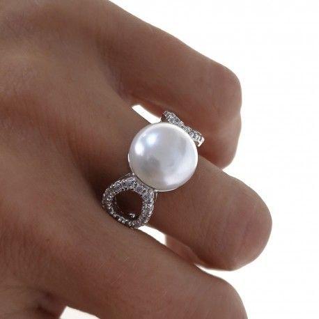 21926.2 Anillo perla