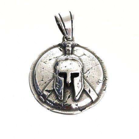 34195.2 Colgante escudo romano