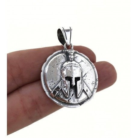 34195 Colgante escudo romano