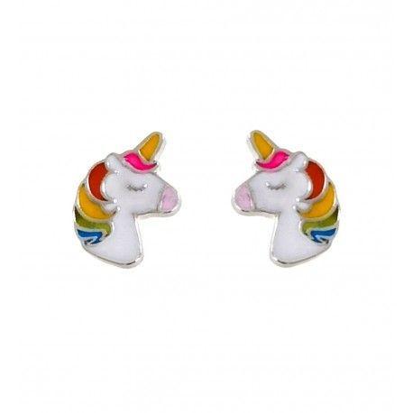 34430 Pendiente infantil unicornio