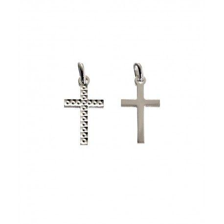 34469 Colgante cruz tallada