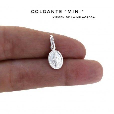 34472 Colgante Virgen de la Milagrosa mini