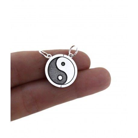34496.2 Colgante yin-yang