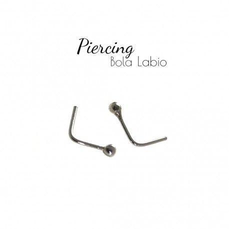 34555 Piercing bola labio