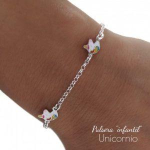 34619-300x300 Pulsera infantil unicornio
