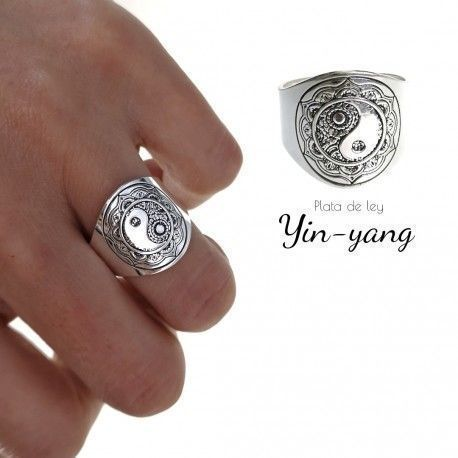 33304 Anillo yin yang