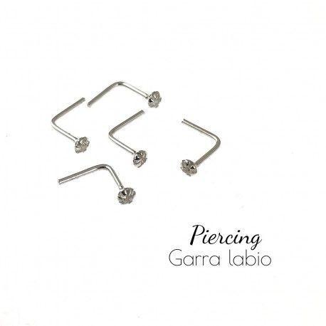 34564-2 Piercing garra labio