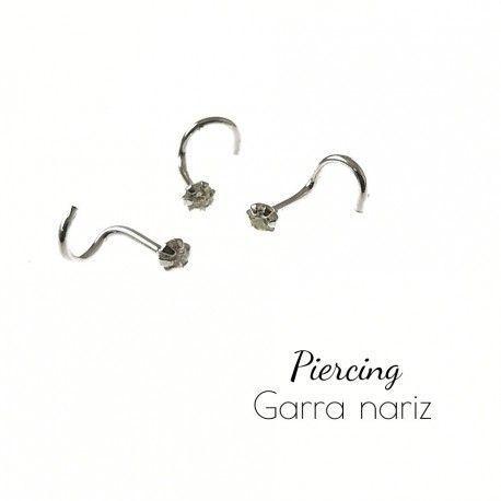 34565 Piercing garra nariz
