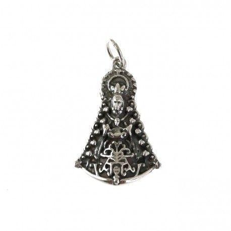 34617.2 Colgante Virgen del Rocío