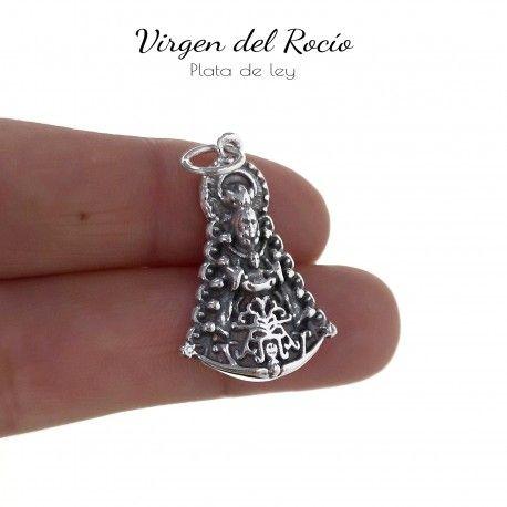 34617 Colgante Virgen del Rocío