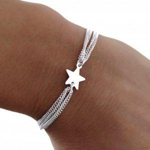 34658-300x300 Pulsera estrella cadenas barbada