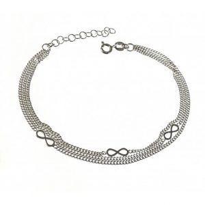 34697-300x300 Pulsera infinito triple cadena barbada