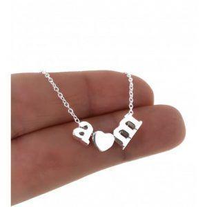34733-300x300 Gargantilla iniciales corazón