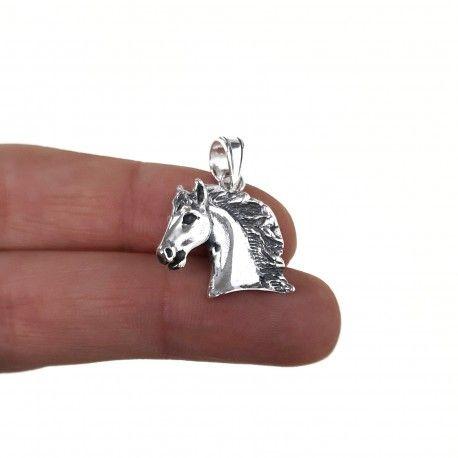 24325.2 Colgante cabeza caballo