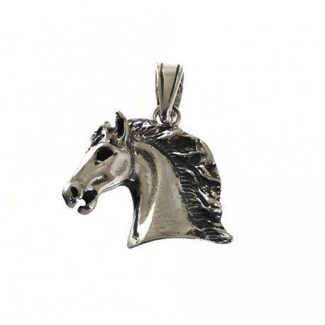 24325 Colgante cabeza caballo